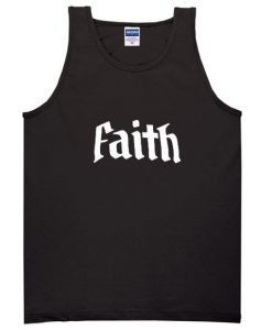 Faith tanktop AY