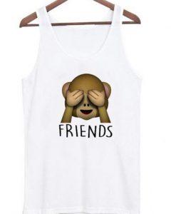 Friends monkey tanktop AY