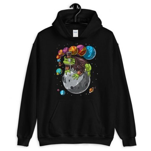 Frog Planet Hoodie ZNF08