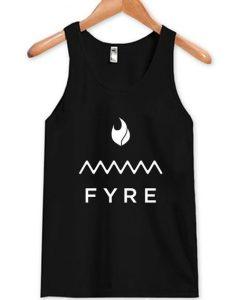 Fyre Festival Tank Top AY