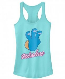 Genie Wishes TANK TOP ZNF08