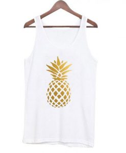 Golden Pineapple Tanktop AY