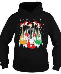 Guitar Lovers Hoodie ZNF08