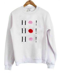HI Sweatshirt ZNF08