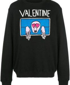 Haculla Valentine sweatshirt ZNF08