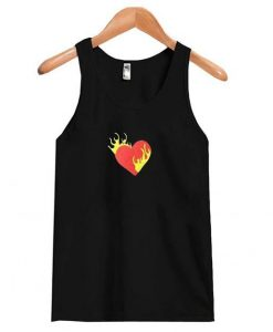 Heart Fire Tanktop AY