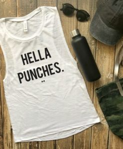 Hella Punches Tank Top AY