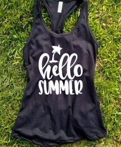 Hello Summer Tank Top ZNF08