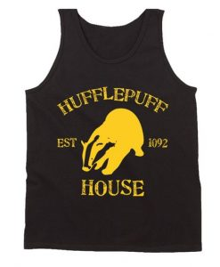 House Hufflepuff Harry Potter Men's Tank Top AY