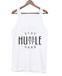 Humble Stay Hustle Tanktop AY