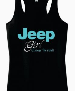 Jeep Girl Tank Top ZNF08