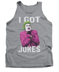 Joker Got Jokes Adult Tank Top ZNF08