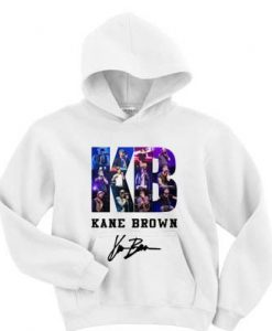Kane Brown Signed Autograph hoodie ZNF08