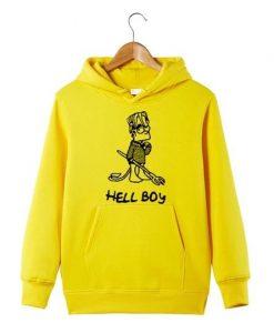 Lil Peep Hellboy Hoodie ZNF08