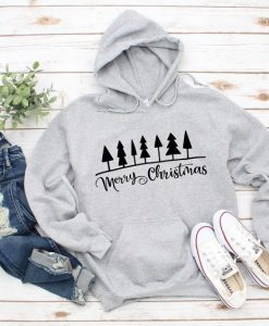 Merry Christmas Hoodie ZNF08