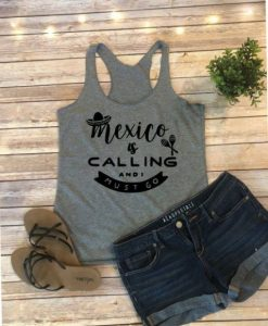Mexico is calling Tank Top ZNF08