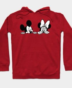 Mickey mouse Funny Hoodie ZNF08
