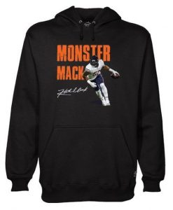 Monster of the Midway Hoodie ZNF08