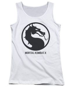 Mortal Kombat Seal Juniors Tank ZNF08