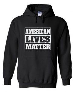 american lives Hoodie DAP
