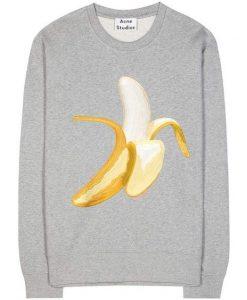 banana swetshirt ay