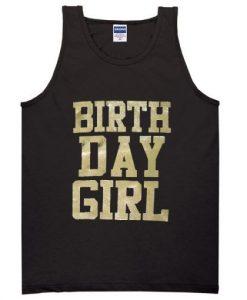 birthday girl tanktop AY