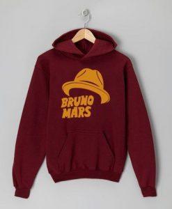 bruno mars hat hoodie DAP