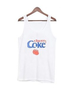 cherry coke tank top ZNF08