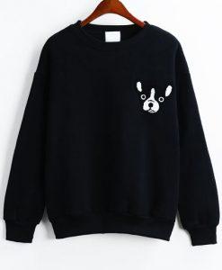 dog sweatshirt ay
