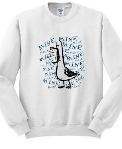 finding nemo seagull sweatshirt ZNF08