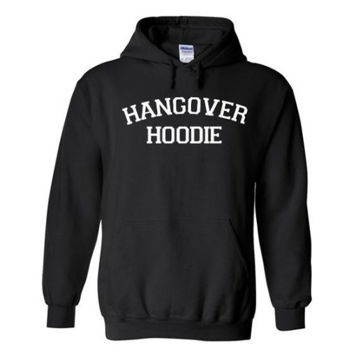 hangover hoodie ZNF08