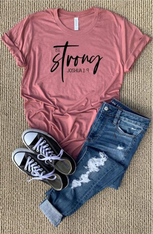 Be Strong TSHIRT ZNF08