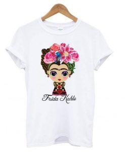Doll Fridita Kids T shirt ZNF08