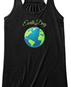 Earth Day Tank Top ZNF08