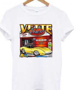 vette vlues t-shirt ZNF08