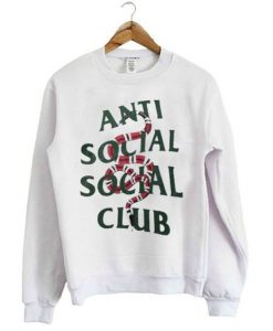 Anti Social Social Club SWEATSHIRT ZNF08