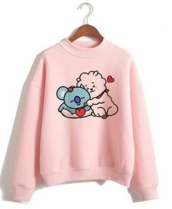 BT21 Sweatshirt ZNF08