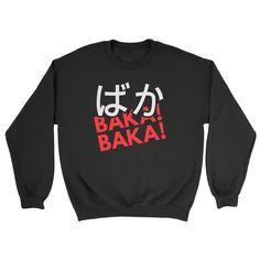 Baka Sweatshirt ZNF08
