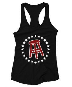 Barstool Sports Logo Woman's Racerback Tank Top ZNF08