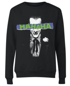 Batman Joker The Greatest Sweatshirt ZNF08