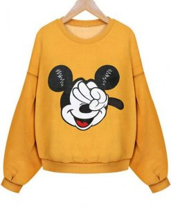 Buy Mickey SWEATSHIRT ZNF08