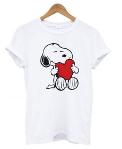 DOGS LOVE T SHIRT ZNF08