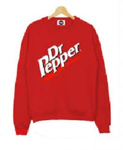 DR Pepper Logo Sweatshirt ZNF08