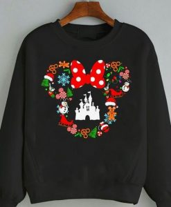 Disney Christmas Sweatshirt ZNF08