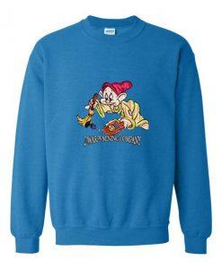 Dwarfs Mining Company Sweatshirt ZNF08
