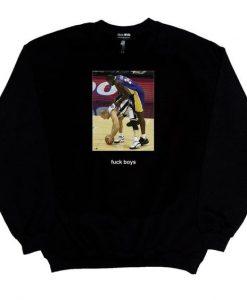 FUCK BOYS sweatshirt ZNF08