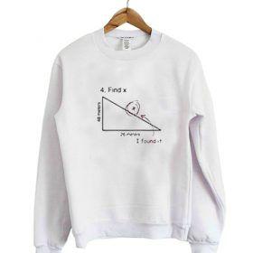 Finally taken sweatshirt ZNF08