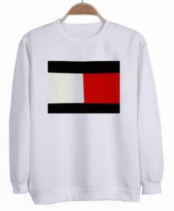 Flags sweatshirt ZNF08