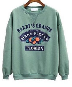 Florida Sweatshirt ZNF08