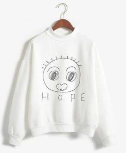 Funny Hope Sweatshirt ZNF08